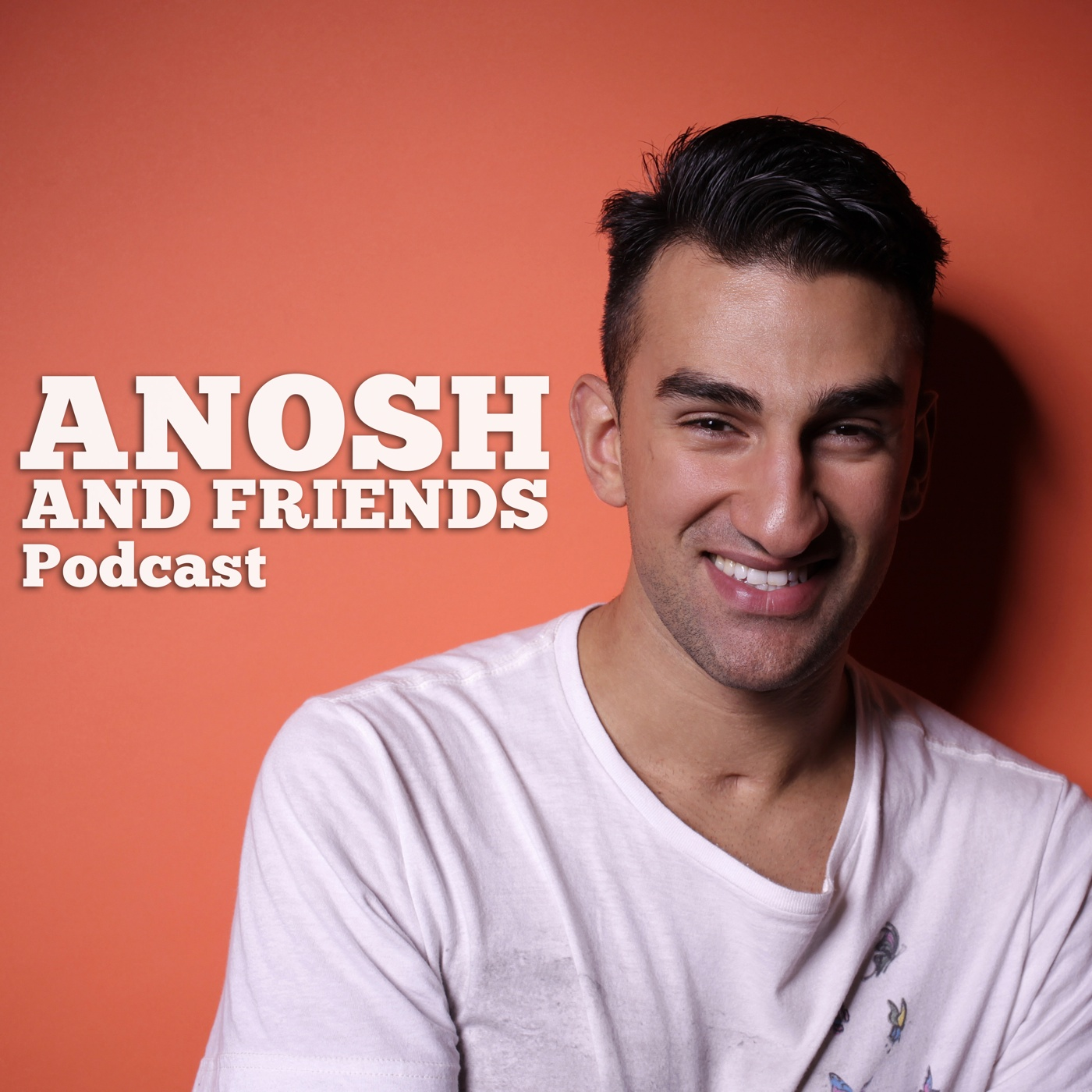 Anosh and friends